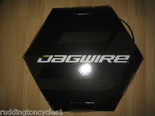 New box of 50 metres quality Jagwire non friction lined outer gear cable 4mm