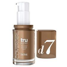 CoverGirl TruBlend Liquid Makeup, Soft Sable D7 1 fl oz