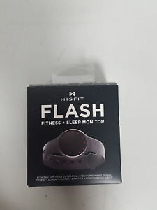 Misfit Wearables Flash - Fitness and Sleep Monitor (Black) 81255402046
