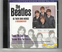 The Beatles In Their Own Word- A Rockumentary  1995 BRAND NEW FACTORY SEALED CD