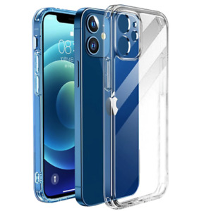 Cover For Apple iPhone 12 MINI (5.4in) , TPU FRONT + BACK 360 CASE