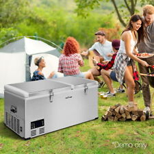 85L 2 in 1 esky fridge and freezer | great for camping / travel / sport events