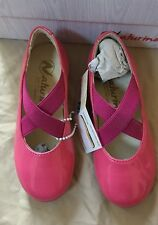Naturino Girls Pink Little Kid Ballet Flats Shoes Size 7.5/8