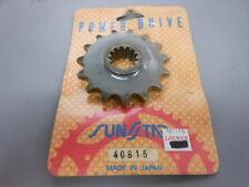 NOS Sunstar 15T 1999 Honda CB500 Front Sprocket 40815