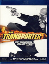 The Transporter (Blu-ray Disc, 2008,)