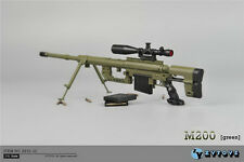 ZYTOYS ZY15-11 Sniper Rifle CheyTac Intervention M200 1/6 FIGURE Free Shipping