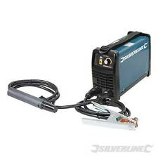 Silverline 200A MMA / TIG Inverter Arc Welder Kit - 200-200A