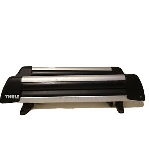 Thule Flat Top ROOF RACK  Ski Snowboard Carrier *Requires New Universal Mounts*