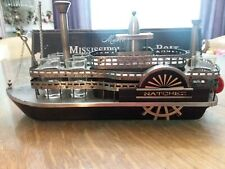 1968 Mississippi Steam Boat Musical Decanter