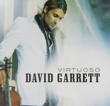 DAVID GARRETT - VIRTUOSO  CD  14 TRACKS  KLASSIK CROSSOVER  NEU