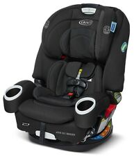 Graco Baby 4Ever Dlx SnugLock 4-in-1 Harness Booster Car Seat ChildSafety Tomlin