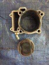 2000 00 Suzuki Drz400 Drz 400 Top End Cylinder Jug Bore Piston Barrel