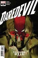 Daredevil  #11 Marvel Comics 2019 COVER A 1ST  PRINT ZDARSKY