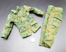 "1:6 Ultimate Soldier Vietnam ERDL Camo Uniform 12"" GI Joe BBI Dragon SEAL Army"