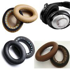 2pcs Replacement Ear Pads Cushion Sponge Cover For BOSE QC15 QC25 QC35 Headphone