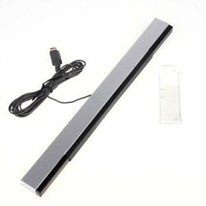 Wired Remote Motion Sensor Bar Infrared Ray IR Inductor for Nintendo Wii / Wii U