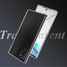 For Samsung Galaxy Note 10+/Plus Case Protective Crystal Clear Transparent Cover