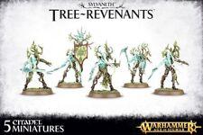 Sylvaneth Tree Revenants Malgré Games Workshop âge de Sigmar Elfes bois