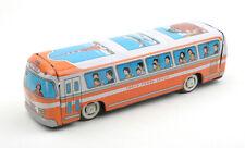 Manohar MTI Toys (India) Tinplate Friction Drive Tokyo Tower Coach