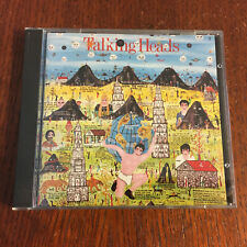 Talking Heads 'Little Creatures' 1985 UK CD - EMI CDP 7 46158 2 - David Byrne