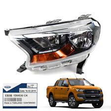 Lh Genuine Heal Lamp Light Black Orange Fits Ford Ranger XLT 2.2 3.2 2015 2019
