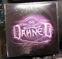 The Damned - The Black Album LP Record - 1980 Rainbow Label press