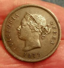 More details for scarce cyprus 1879 1/4 piastre very good detail rare in this condition km# 1.1