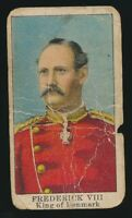 E6 Rulers -- Frederick VIII King of Denmark -- Lauer & Suter Co.