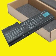 Battery for Toshiba Satellite P100 P105 Pro P100 PA3479U-1BRS PA3480U-1BAS