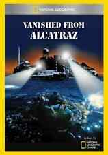 Vanished from Alcatraz  DVD NEW