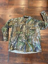 New listing Whitewater Outdoors Realtree Hardwoods Hunting Long Sleeve Shirt size Xl