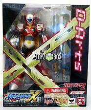 "In STOCK D-Arts ""Zero Type 2"" From (Megaman X Rockman) Bandai Action Figure"