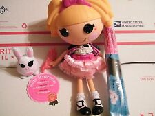 Lalaloopsy Doll MISTY MYSTERIOUS Full Size Complete - Magician - Retired