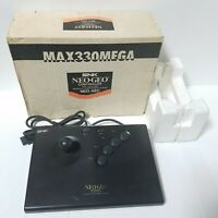 Neo Geo AES Original arcade stick controller Boxed Tested Japan