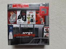 """COFFRET 12x7"""" 45T SERGE GAINSBOURG """"Bandes originales de films Vol. 1"""" Neuf )"""