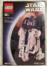 LEGO R2-D2 8009 Star Wars Factory Sealed New 242pcs