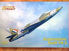 Xtrakit 1:72 Supermarine Swift FR.5 Aircraft Model Kit