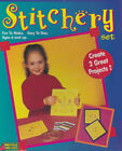 LOT OF 1 EACH STITCHERY SET  SEWING CARDS - NEW - MADE IN USA  ZWWD10100/06