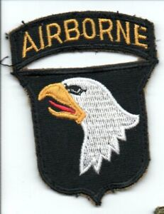 US Army 101st AIRBORNE Infantry Division REPRO Patch