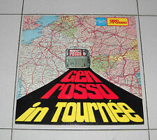 "Lp GEN ROSSO In tournée – Tour Live Xian prog 33 giri 12"" No Gen Verde Tournee"