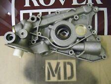 GENUINE Rover 2-Litre T-series Oil Pump - MG Rover Part No. - LPF100980