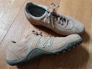 Merrell Sprint Blast Leather Women's Walking Trainer Shoes UK 7