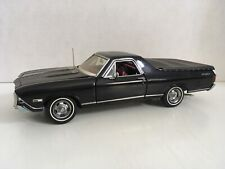 New ListingDanbury Mint 1968 Chevrolet El Camino Ss 396 1:24 scale very nice w/cover