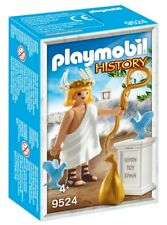 Playmobil History 9524 HERMES Ancien Dieu Grec messager des DIEUX