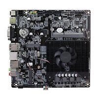 Mini itx Motherboard Built in CPU A8 6410 Video Graph APU USB 3.0 VGA HDMI