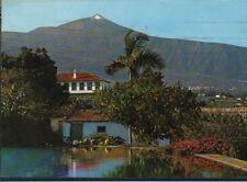 POSTAL HACIENDA VALLE LA OROTAVA 1979 TENERIFE CANARIAS POSTCARD         CC02127