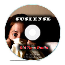 Suspense!, 959 Episodes, The Full Run Set Old Time Radio Drama OTR DVD MP3 F88