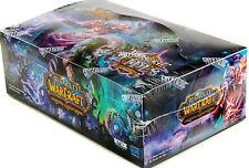 WoW TCG - Thron der Gezeiten - Throne of the Tides Display OVP Booster Box Loot