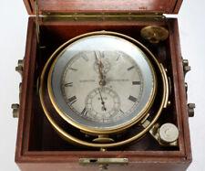 Chronometer der Marine  / Glashütte Uhrenbetriebe (GUB)