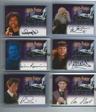 Harry Potter  Sorcerer's Stone AUTO autograph Hart as Quirrell